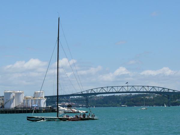 Auckland, NZ 2008