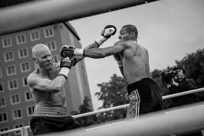 Kevin Melhus vs. Tobias Alexandersson