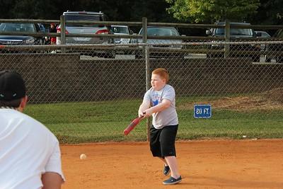 Special Needs Baseball 2013