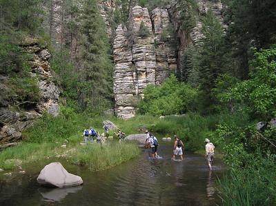 Mogollon Rim - Icebox Canyon - Jul 2006
