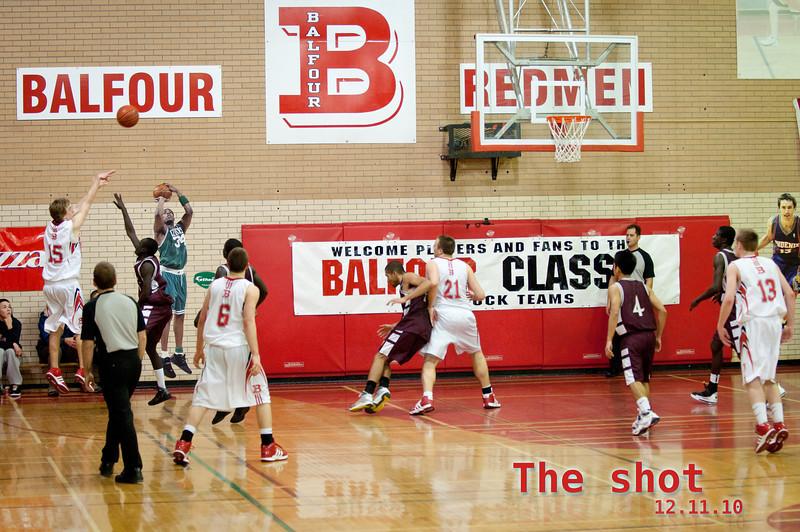 Balfour Classic 2010