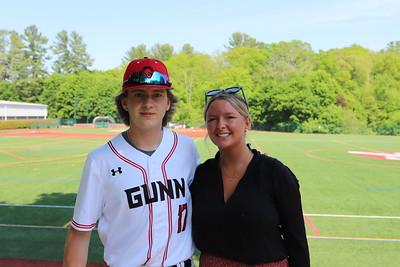 Gunn Senior Day Baseball-Mark Zajkowski