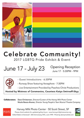 Creating Community - LGBTQ Event 2017