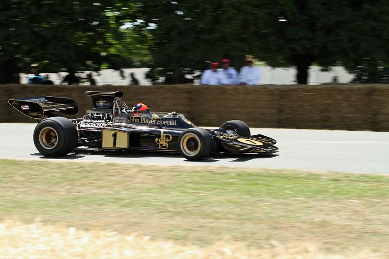 Emerson Fittipaldi, Lotus-Cosworth 72E