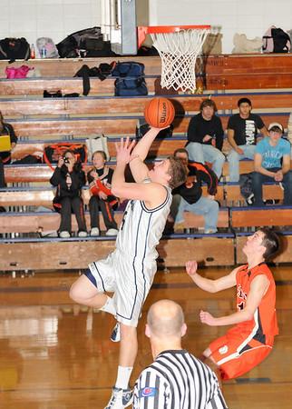 02/27/09 - Varsity Basketball