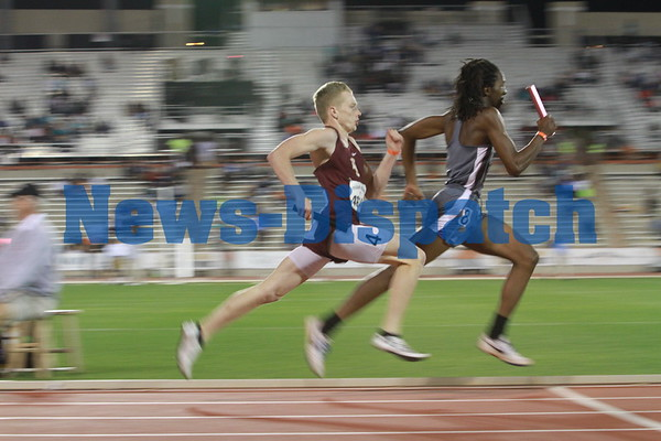 Hays County track athletes at the 2019 Texas Relays