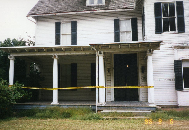 . The James A. Garfield National Historic Site, September 1996. (courtesy James A. Garfield National Historic Site)