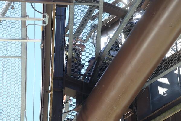RIUSAR/RIFA Rope Training