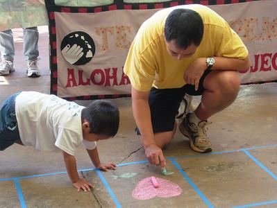 CHALK4PEACE '10 KAUAI HAWAII