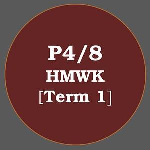 P4/8 HMWK T1
