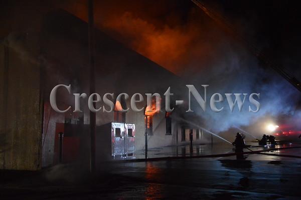 01-26-16 NEWS 8-Alarm Fire in Antwerp