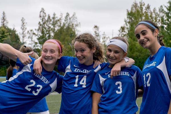 Girls Latin School Soccer - 2021