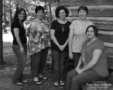 Ladies of Faith Photo Proofs