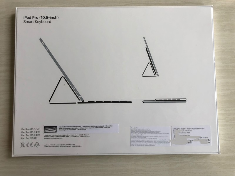 iPad Pro Smart Keyboard