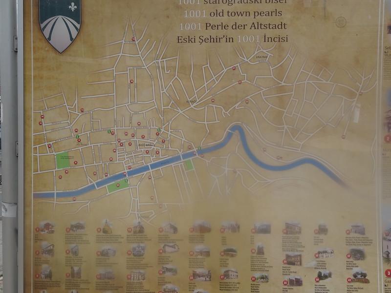 05_Sarajevo. City created in 1412, Ottoman arrived in 1413.JPG