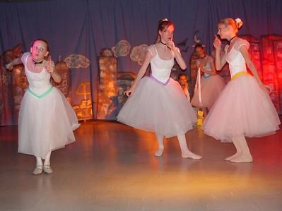 2004-05 BCSA Dance Performance