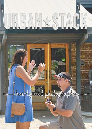 Jensen & Michelle Proposal