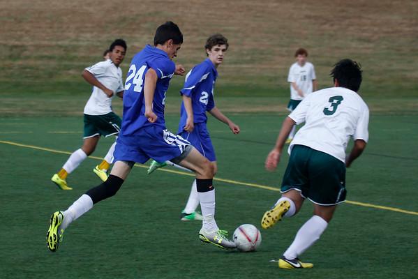 Boys' JV Soccer | September 24