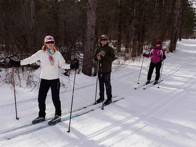 Feb. 15th Outing-Nordic Trail