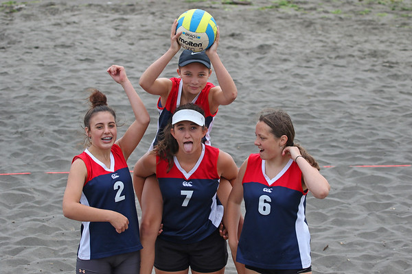 TSSSA Beach Volleyball 2020 - NPGHS