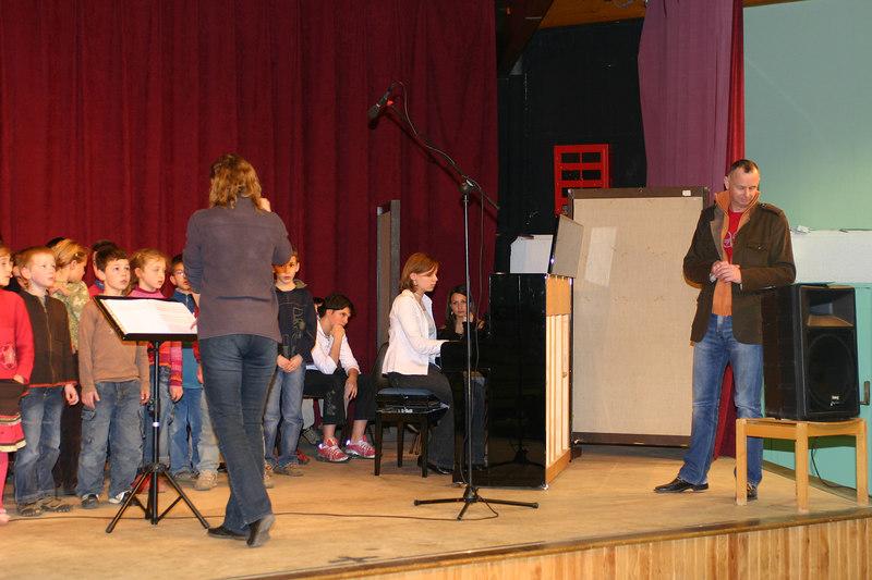 Classes de formation musicale 2006