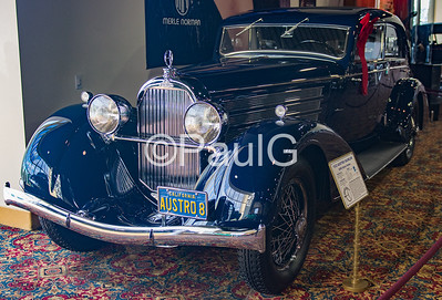 Austro Daimler Miscellaneous