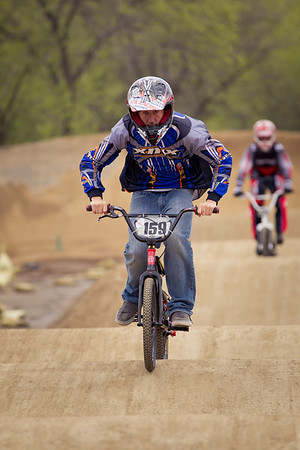 Pineview Park BMX 4-22-12