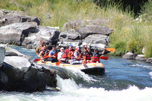 2016-08 Rafting Trip