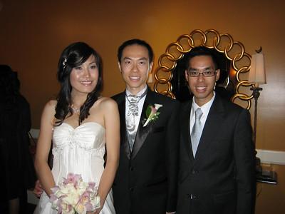 AhDing's Wedding, 2007