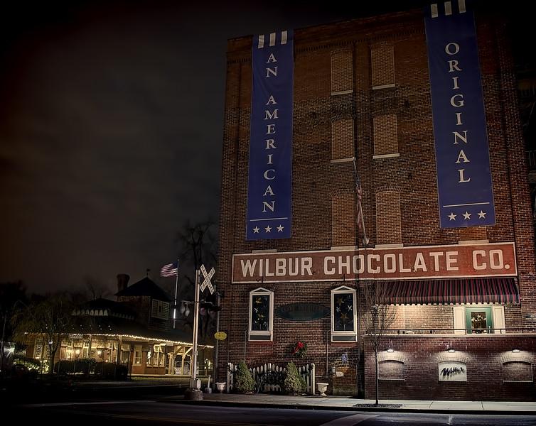 lititz - wilbur chocolate at night(p).jpg