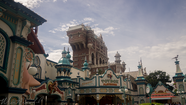 Tokyo Disney Resort, Tokyo Disneyland, Tokyo DisneySea, Tokyo Disney Sea, Tower Of Terror, Tower, Terror, Toyville Trolley Park, Toyville, Trolley, Park, Toy Story Midway Mania, Midway Mania, Midway, Mania, Toy Story, Toy, Story