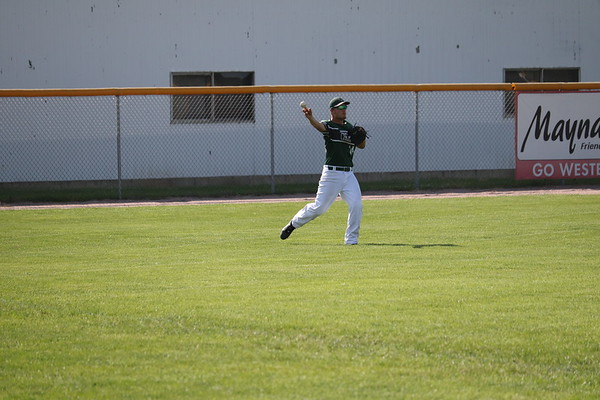 Trinity Christian versus Gehlen Catholic: Class 1A District 1 baseball tournaments 7-13-19