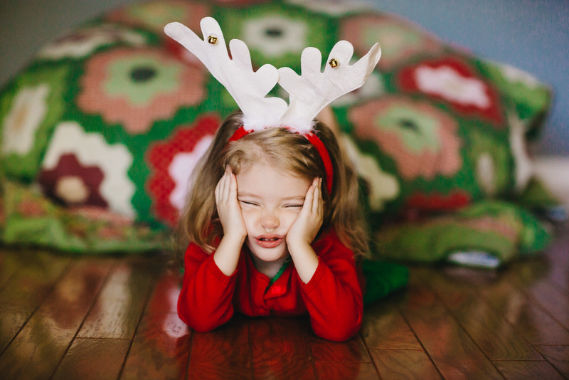 Padget's Christmas Mini Session
