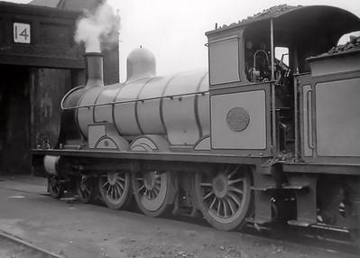 Scottish trains, 1965