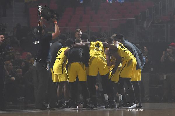 Oakland Men's Basketball VS MSU 12-16-17