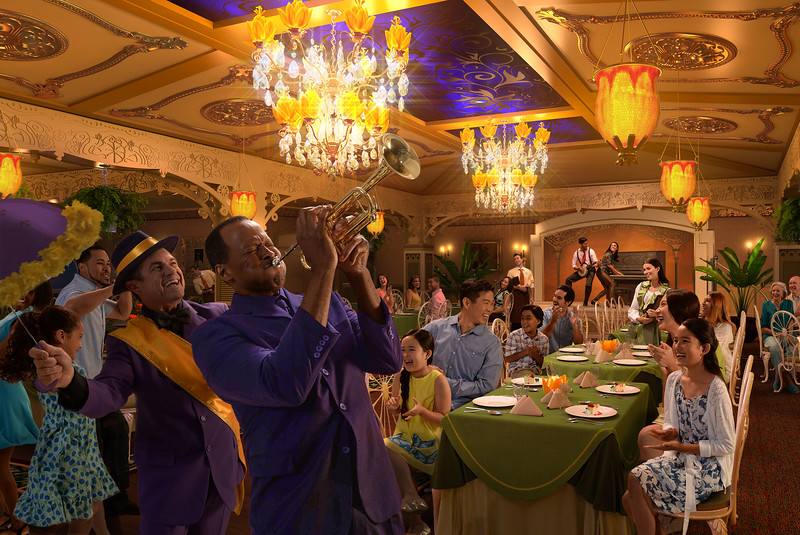 Tiana's Place, Spider-Man, and more coming to DISNEY WONDER fall 2016