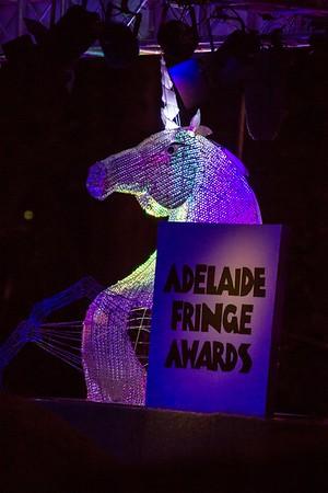 Fringe Closing Awards