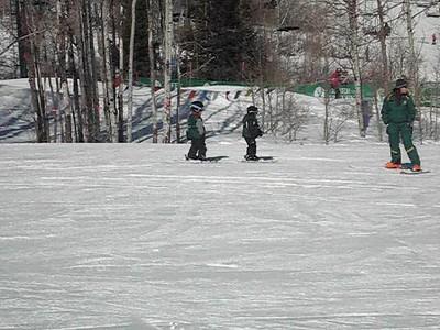 Ski Vacation (Park City)
