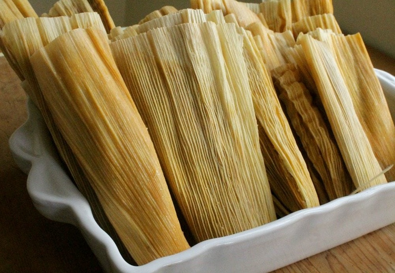 Vegan Mexican recipes - Northern Style Bean Tamales