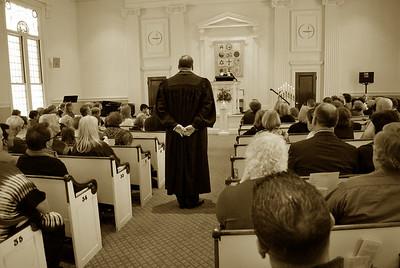 C.J.'s Ordination