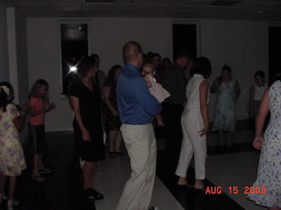 Chucks Wedding