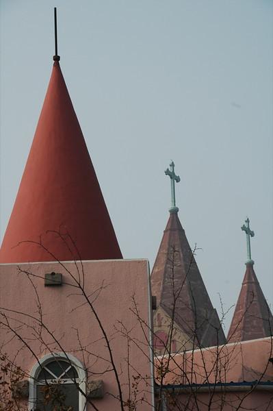 Church Steeples - Qingdao, China