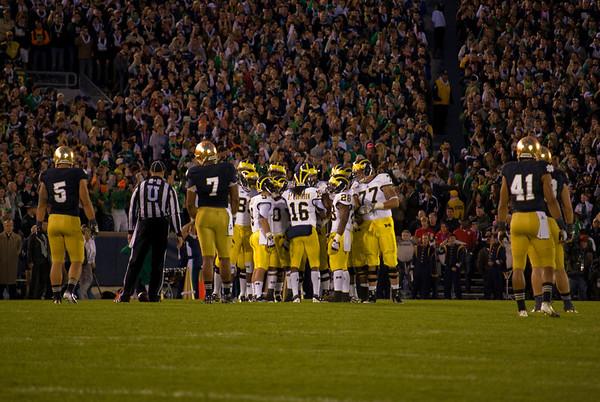 Notre Dame Game Photos 2012