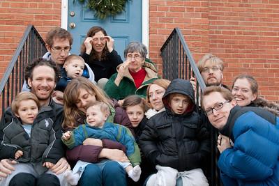 Demos family extended December 22, 2012