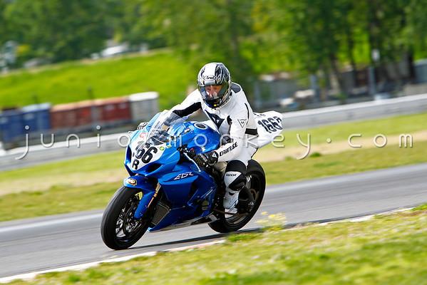 #166 - Blue GSXR