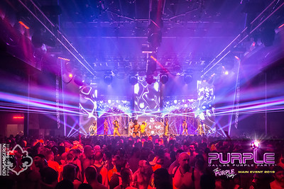 THE PURPLE PARTY | Main Event
