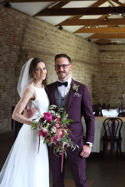 Lucy & Matt 15th June 2018