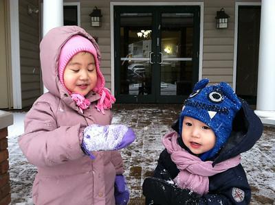 Leah and Joon 2011-12