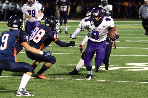 Sophomore - Rolling Meadows vs Buffalo Grove 10-19-12