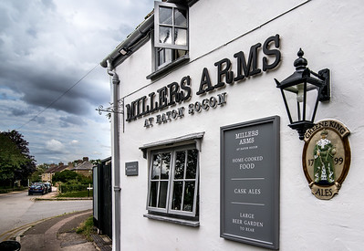 Millers Arms, St Neots